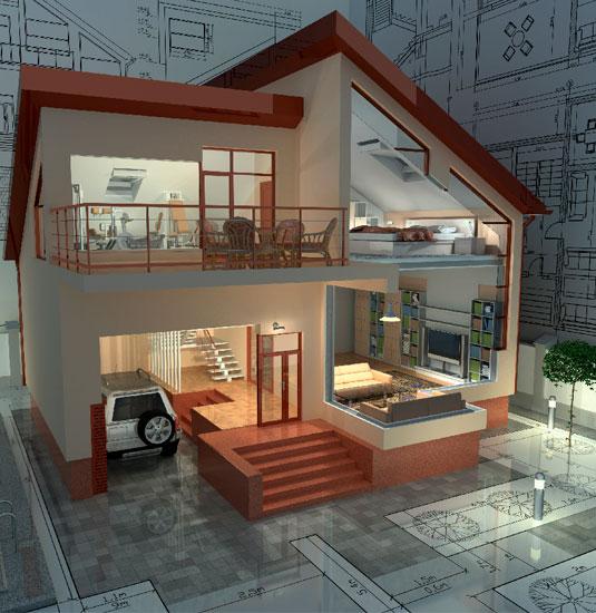 renderizacion reformas de casa